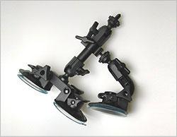 fat gecko三点支持吸盤式カメラマウント 組み立て方2
