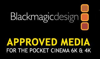 BlackmagicDesin BMPCC4K 6K 認定