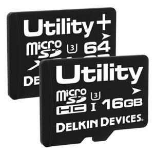 Utility microSD