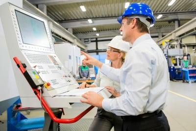 工場自動化・管理