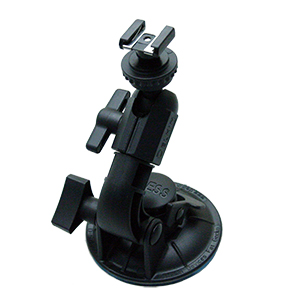 ダブル吸盤カメラマウント Fat Gecko