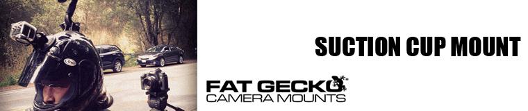 <h1>FATGECKO 吸盤式カメラマウント</h1>