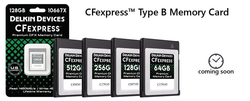 CFexpress CFX