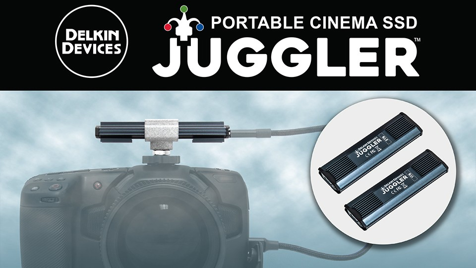 Juggler™ USB 3.1 Gen 2 Type-C Cinema SSD
