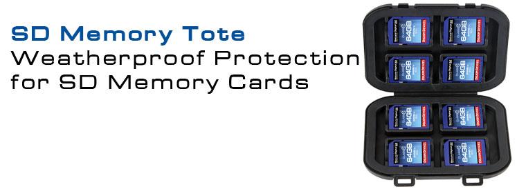 SDカード キャリングケース 8枚収納