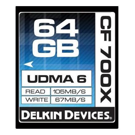 64GB CF 700X UDMA6 [DDCF700-64GB]