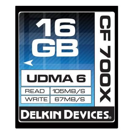 16GB CF 700X UDMA6 [DDCF700-16GB]