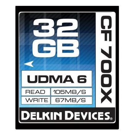32GB CF 700X UDMA6 [DDCF700-32GB]