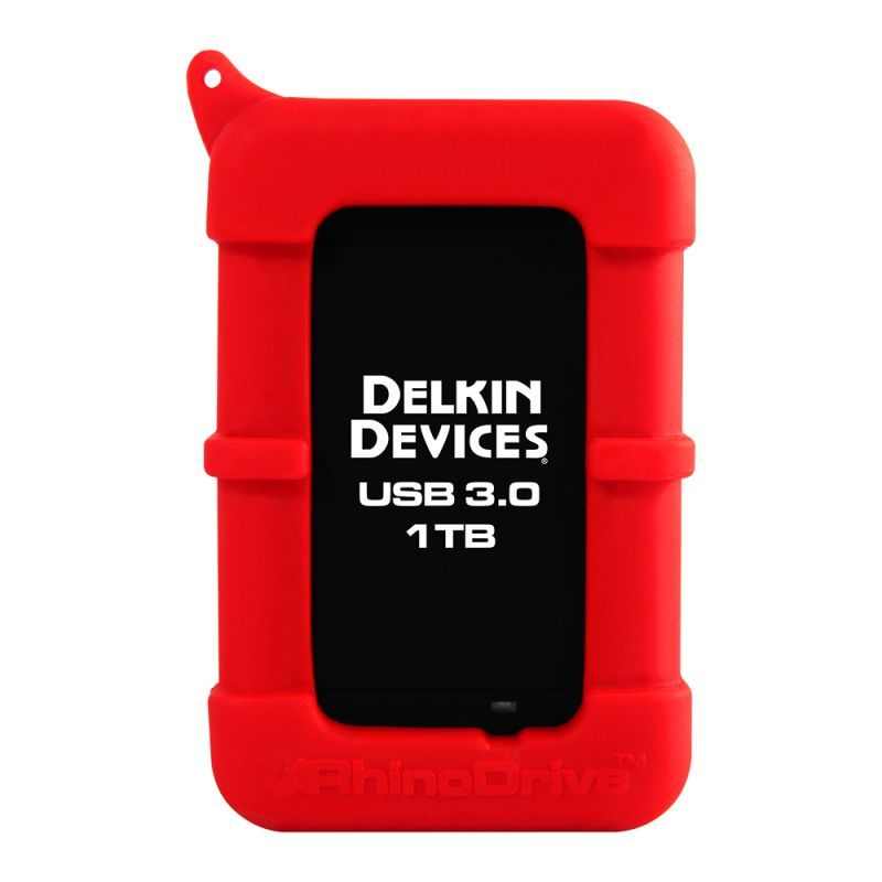 Delkin 外付けSSD 1TB USB3.0対応 Mylio Advanced 1年間使用権付