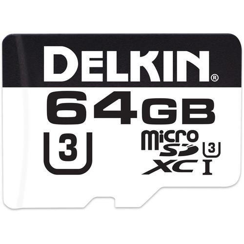 64GB Advantage 660X microSDXC UHS-I (U3/V30)