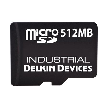 512MB U331 microSD (SLC) SD 3.0/Class 10/UHS-I/SMART