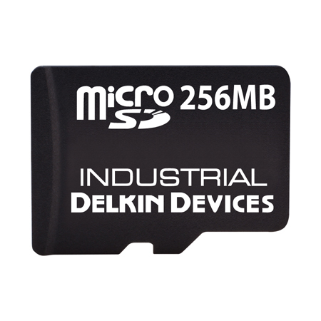 256MB U330 microSD (SLC) with SMART