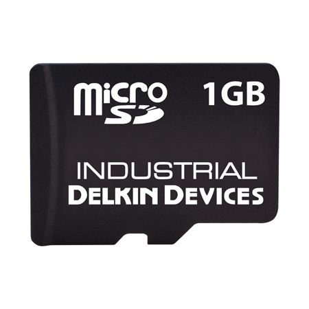 1GB U330 microSD (SLC) with SMART
