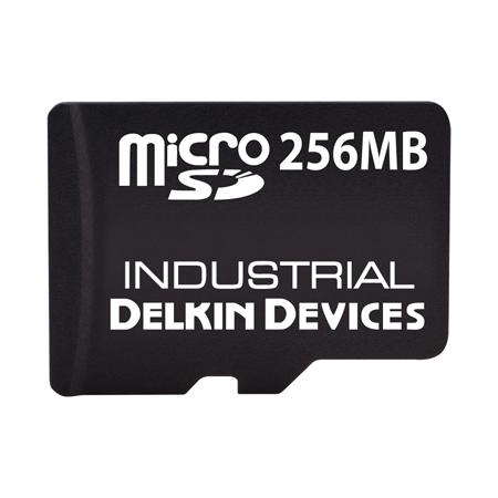 256MB U331 microSD (SLC) SD 3.0/Class 10/UHS-I/SMART