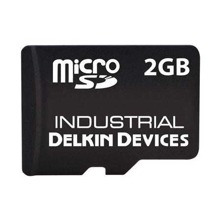 2GB U331 microSD (SLC) SD 3.0/Class 10/UHS-I/SMART