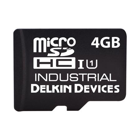 4GB U300 microSD (SLC) with SMART