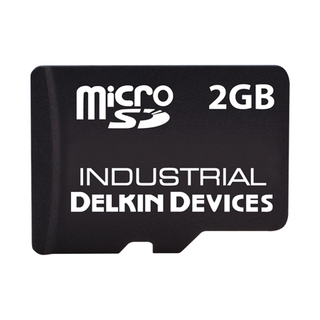 2GB U330 microSD (SLC) with SMART