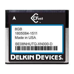 8GB CFast F270 Series MLC SATA II Ind Temp -40~+ 85°C
