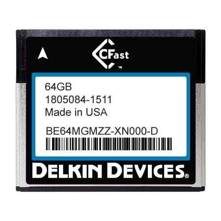 64GB CFast F200 Series SLC SATA II Ind Temp -40~+ 85°C