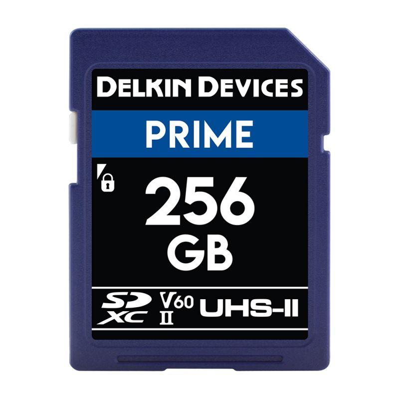 256GB Prime 1900X SDXC UHS-I/UHS-II (U3/V60) SDカード