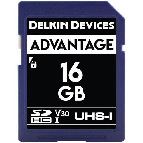 16GB SDHC 633X UHS-I (U3/V30) SDカード