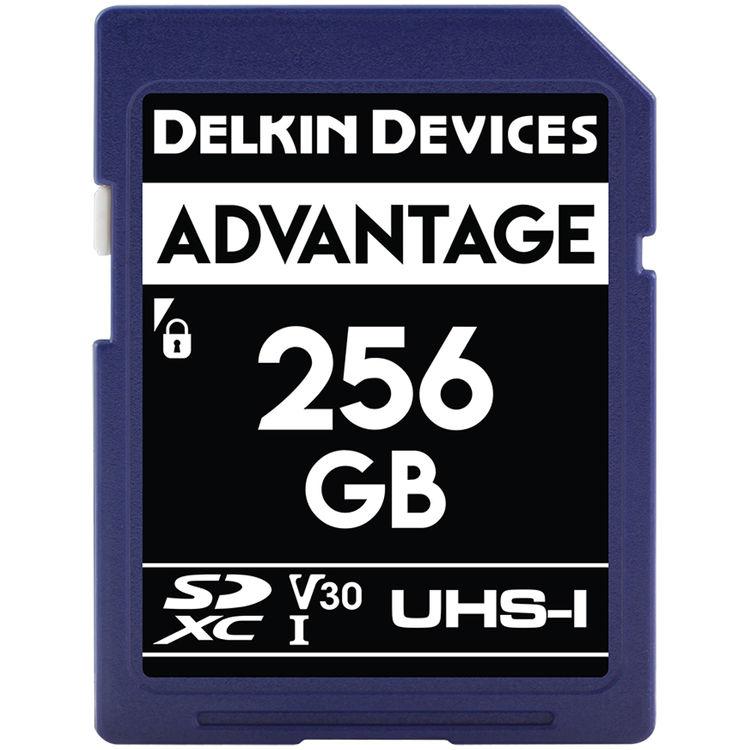 256GB SDXC 633X UHS-I (U3/V30) SDカード