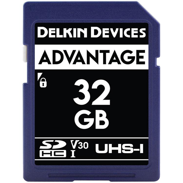 32GB SDHC 633X UHS-I (U3/V30) SDカード