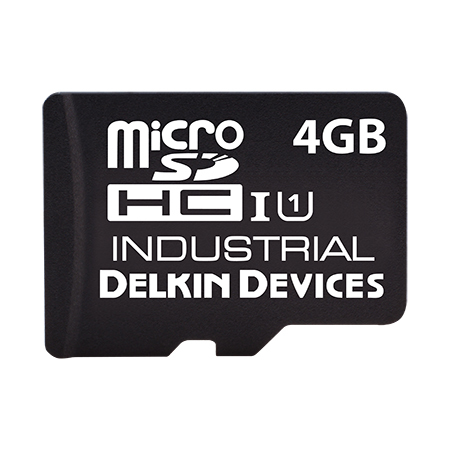 4GB U300 microSD (SLC) SD 3.0/Class 10/UHS-I/SMART