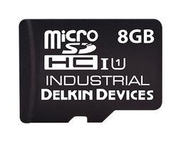 8GB U300 microSD (SLC) SD 3.0/Class 10/UHS-I/SMART