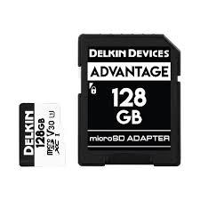 128GB microSDXC 660X UHS-I (U3/V30) SDアダプタ付