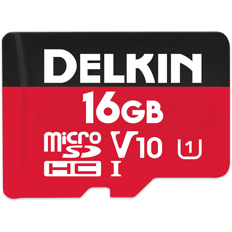 16GB Select microSD UHS-I (U1/V10)