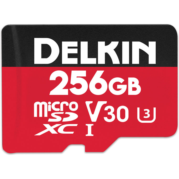 256GB Select microSDXC UHS-I (U3/V30)