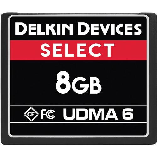 8GB CF 500X UDMA6 DDCFR500-8GB