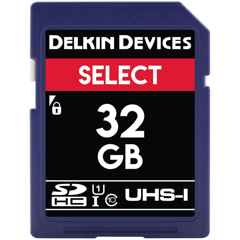 32GB SDHC 163X Class10/UHS-I (U1) SDカード