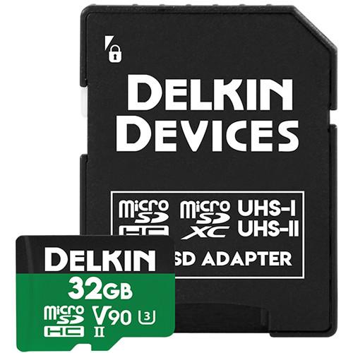 Delkin Power microSD X2000シリーズ