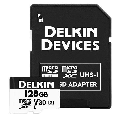 Delkin Advantage microSD X660シリーズ