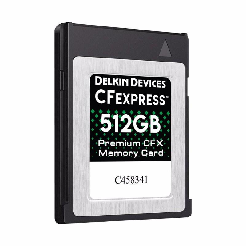 1TB CFexpress™ Type B メモリーカード DCFX1-1TB