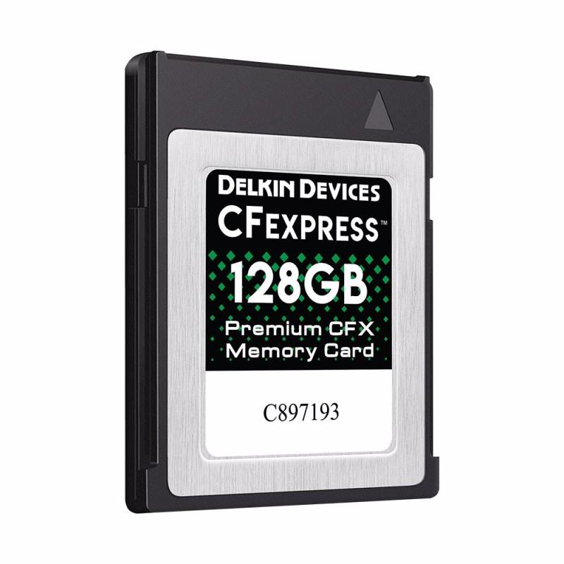 128GB CFexpress™ Type B メモリーカード DCFX1-128