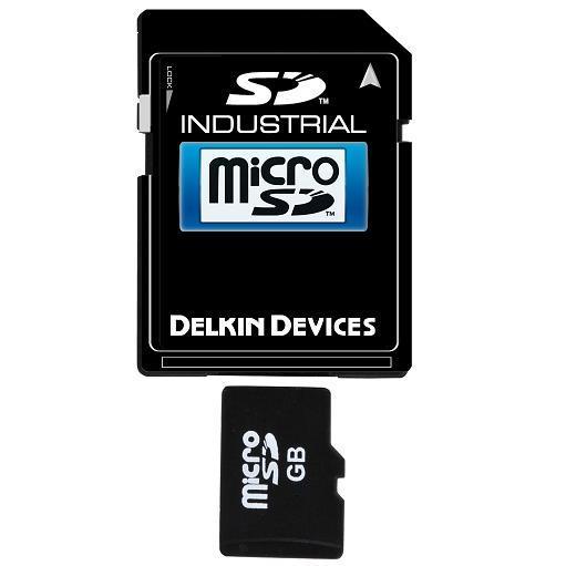 2GB microSD Industrial RoHS アダプタなし