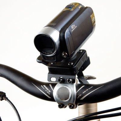 FatGecko 自転車用カメラマウント [DDFG-BIKE]