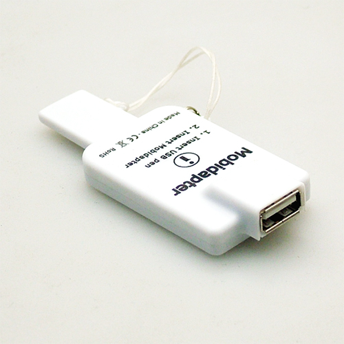 モビダプター USBメモリー⇒microSD変換アダプタ [SDMB1000]